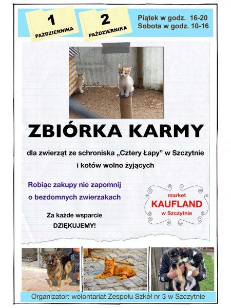 plakat zbiorka 2021